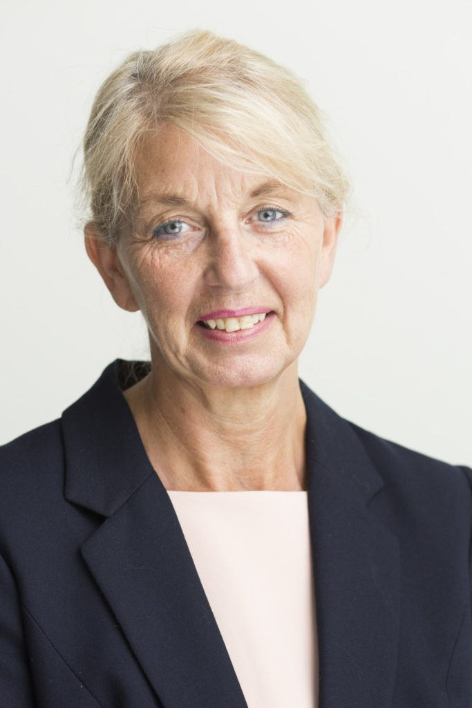 Helen Murdoch - Chief Executive