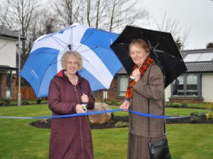 Changtinhall Gardens officially opens