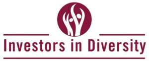 Picture of investors in diversity logo