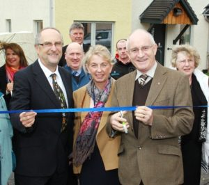 Nevis Mews official opening - Pr