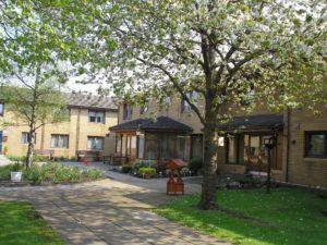 Keir Hardie Court/Hanover Gardens, Bishopbriggs
