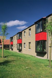 Burnside Court, Buckpool
