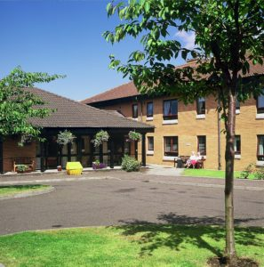 Hanover Court, Broxburn