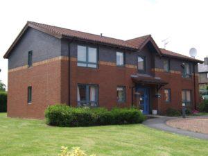 Hanover Court, Dunfermline