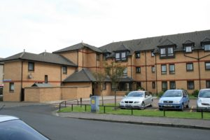 Weavers Court, Whitburn