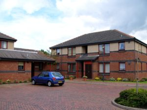 Alexandra Court, Prestwick