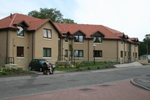Plasmon Mill Court, Forres