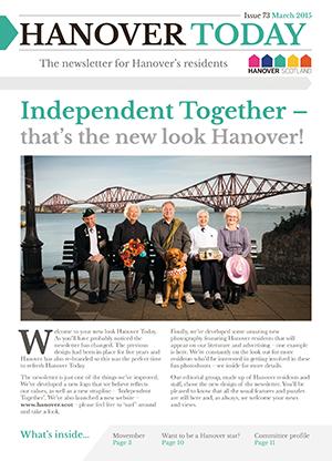 Read Hanover Today newsletter