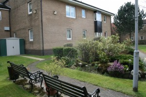 Picture of Harrow Court in Glasgow
