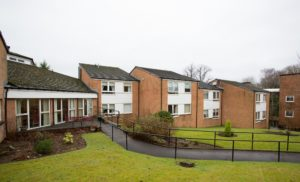 Exterior Shot of Glen Gardens, Elderslie 2