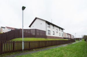 External Shot of Magdalan Way East Paisley 7