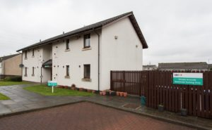 External Shot of Magdalan Way West Paisley 1