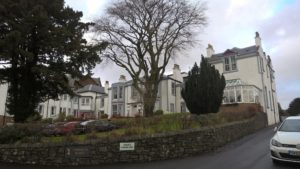 External Shot of Dowding House, Moffat 2