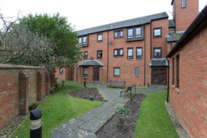 078_11 Exterior Shot of Mill Court Kilmarnock Hanover Development