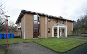 111_8 Exterior Shot of South Lodge Court Ayr Hanover Development