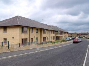 187_1 Exterior Shot of Ailsa Court Paisley Hanover Development