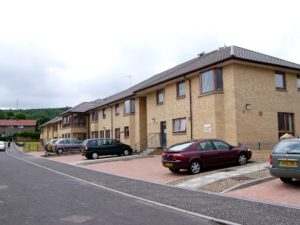 187_2 Exterior Shot of Ailsa Court Paisley Hanover Development