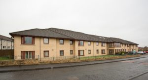 187_4 Exterior Shot of Ailsa Court Paisley Hanover Development