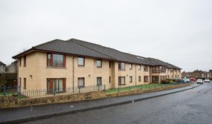 187_7 Exterior Shot of Ailsa Court Paisley Hanover Development