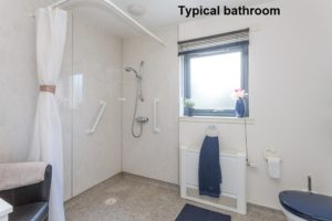 Picture of Typical Bathroom - Princess Court Kilmarnock