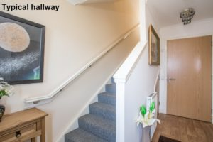 Picture of Typical Hallway - Princess Court Kilmarnock
