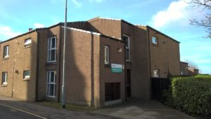 035_3 - Exterior Shot of Hanover Close Livery Street Bathgate Development