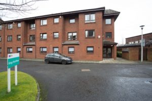 080_3 - Exterior Shot of Kings Park Mews Glasgow Development