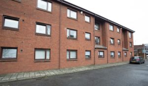 080_4 - Exterior Shot of Kings Park Mews Glasgow Development