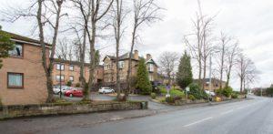 099_9 Exterior Shot of Westknowe Gardens Broomieknowe Glasgow