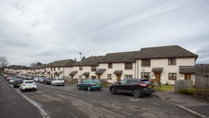 202_1 - Exterior Shot of Kirktonholme Crescent East Kilbride Development