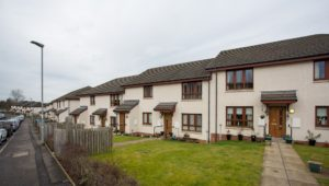 202_2 - Exterior Shot of Kirktonholme Crescent East Kilbride Development