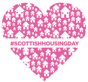 Scottish Housing Day heart