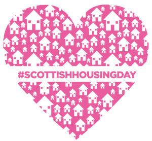 Scottish Housing Day heart