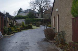 External Shot of Larchfield Neuk - Hanover Scotland Housing - 006