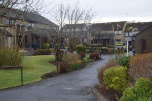 External Shot of Larchfield Neuk - Hanover Scotland Housing - 001