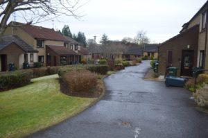External Shot of Larchfield Neuk - Hanover Scotland Housing - 002
