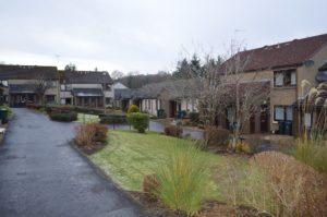 External Shot of Larchfield Neuk - Hanover Scotland Housing - 003