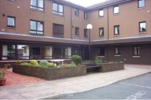 Exterior Shot of William Turner Court Locharbriggs Hanover Development 006
