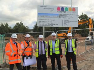 New housing brings health & social care into the Moray community