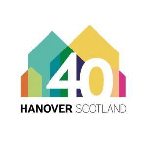 Hanover 40th Logo