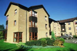 Glenfield Court, Galashiels