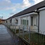 External Shot of Hanover Court Livingston - Hanover Scotland Housing Development - 001